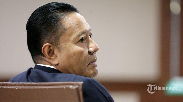 Dituntut 10 Tahun Penjara, Mantan Anggota DPR I Nyoman Dhamantra Ajukan Pembelaan