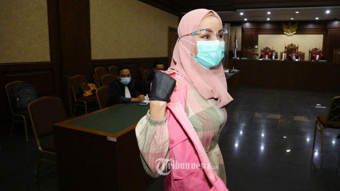 Proses Pinangki Kenal Djoko Tjandra, Berawal Dari Foto Berseragam Jaksa Hingga Bertemu di Malaysia
