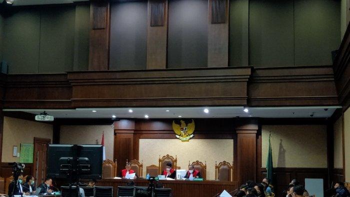 Begini Cara Sespri Edhy Prabowo Sembunyikan Transaksi Uang Dugaan Hasil Korupsi Ekspor Benur