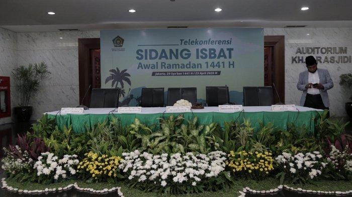 JADWAL Sidang Isbat Penentuan Awal Ramadan 1442 H, Digelar Secara Daring dan Luring