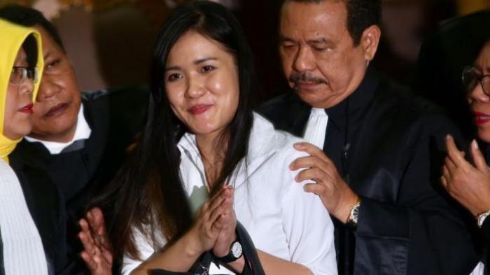 Mahkamah Agung Tolak PK, Jessica Kumala Wongso Tetap Dihukum 20 Tahun Penjara