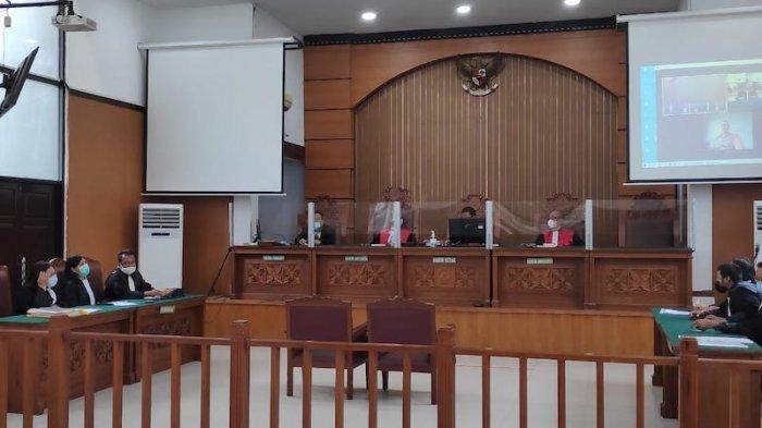 PN Jaksel Kembali Gelar Sidang Lanjutan Terdakwa Jumhur Hidayat Siang ini