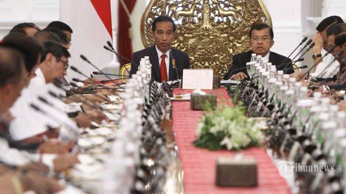 6 Menteri Jokowi Caleg DPR, 4 Orang Gagal Lolos ke Senayan, 2 yang Terpilih, Siapa Saja?
