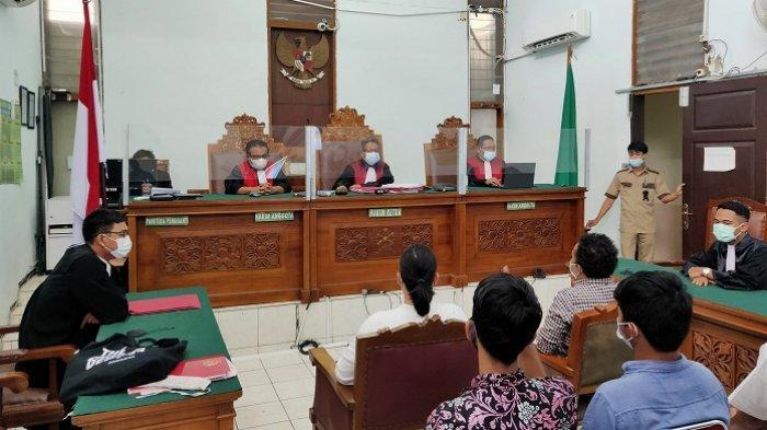 Sidang Kasus Kebakaran Gedung Kejagung Ditunda Karena Jaksa Belum Rampung Susun Tuntutan