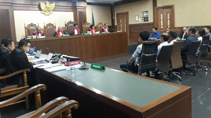 Sidang Kasus Nurdin Basirun, Saksi Ungkap Permintaan Uang Rp 70 Juta untuk Penerbitan Izin Prinsip