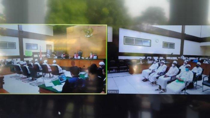 Rizieq Shihab Bakal Hadirkan 6 Ahli dan 3 Saksi Fakta Dalam Sidang Kasus Kerumunan Massa Selanjutnya