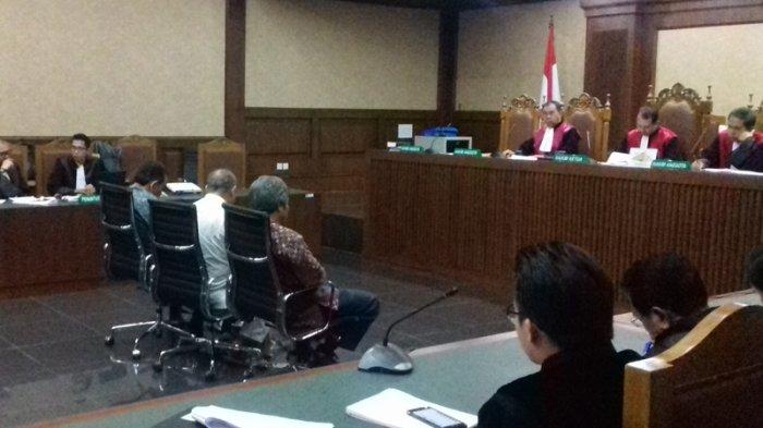 Jaksa KPK Hadirkan 3 Saksi dari Kementerian Agama Untuk Terdakwa Fahd El Fouz