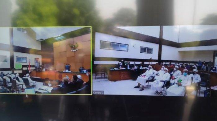 14 Saksi di Sidang Lanjutan Kerumunan Petamburan, Ada Kapolsek Tebet dan Kasatpol PP DKI