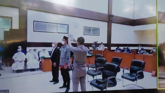 Kuasa Hukum Rizieq Shihab Hadirkan Dua Saksi AhliTermasuk Refly Harun