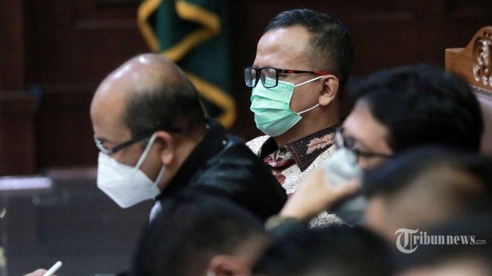 Penyuap Edhy Prabowo Sebut Ekspor Benur Tidak Menguntungkan