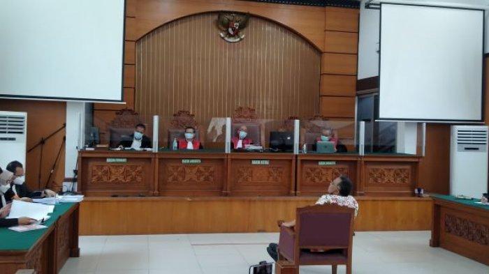 Jumhur Hidayat Jalani Sidang Tuntutan Perkara Berita Bohong di PN Jaksel