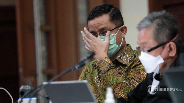 Dirjen Linjamsos Sebut Juliari Batubara Perintahkan Potong Rp 10 Ribu per Paket Bansos Covid-19