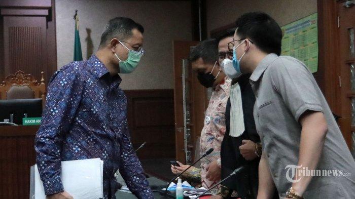 Juliari Kecualikan PT Anomali dari Pungutan Fee Bansos, Ada Kaitannya dengan Ketua Komisi III DPR?