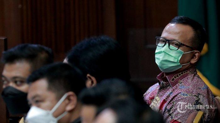 Di Ujung Persidangan Kasus Suap Ekspor Benur Edhy Prabowo Minta Vonis Bebas