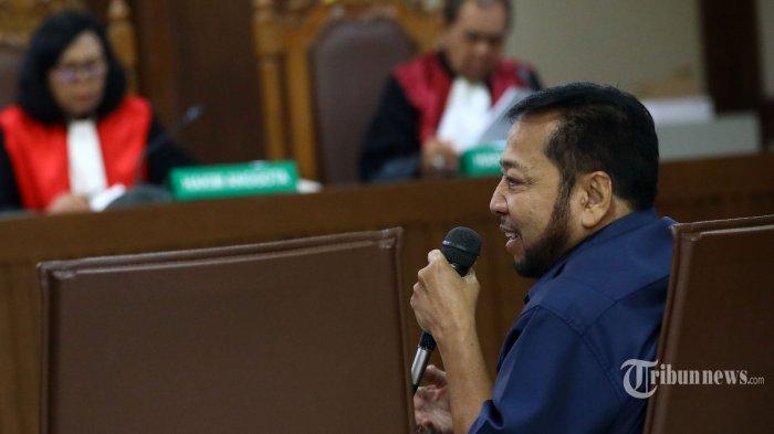 Sidang Peninjauan Kembali Setya Novanto Masuk Tahap Penyerahan Kesimpulan