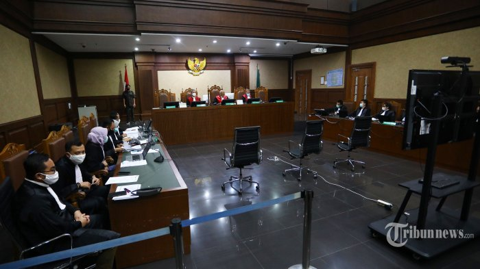 Tersangka Nurhadi Minta Hadirkan Adik Ipar untuk Konfrontir Keterangan Saksi Freddy Setiawan