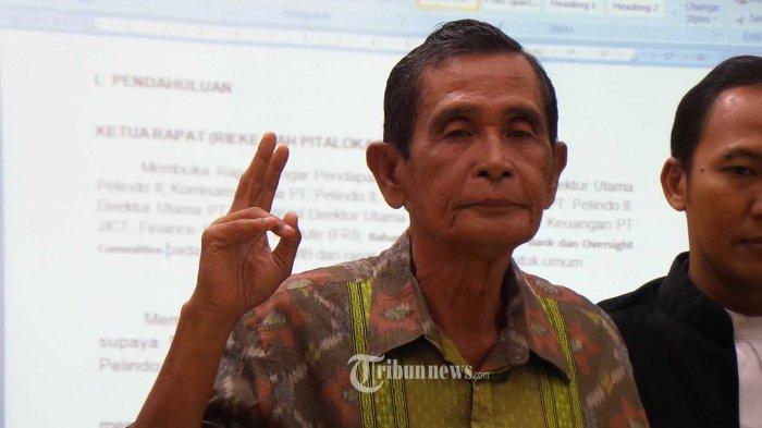 Mochammad Jasin Sebut Terpilihnya Tumpak Hatorangan Jadi Dewas Dapat Bantahkan Opini Pelemahan KPK