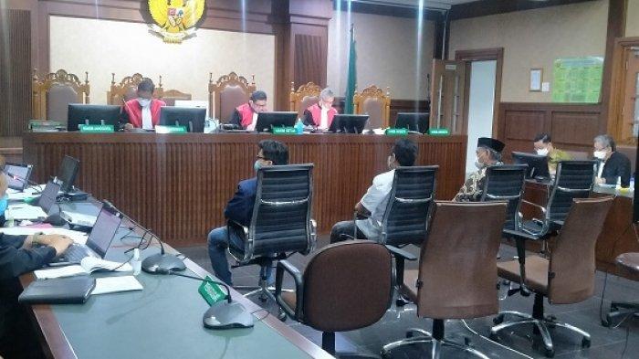 Sidang Kasus Bansos, Saksi Mengaku Dimintai Uang Rp 400 Juta oleh 2 Eks Pejabat Kemensos