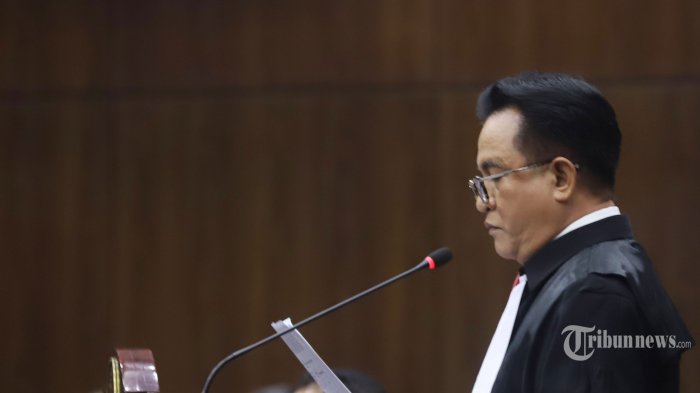 Diisukan Bakal Jadi Menteri Kabinet Jokowi, Ini Tanggapan Yusril
