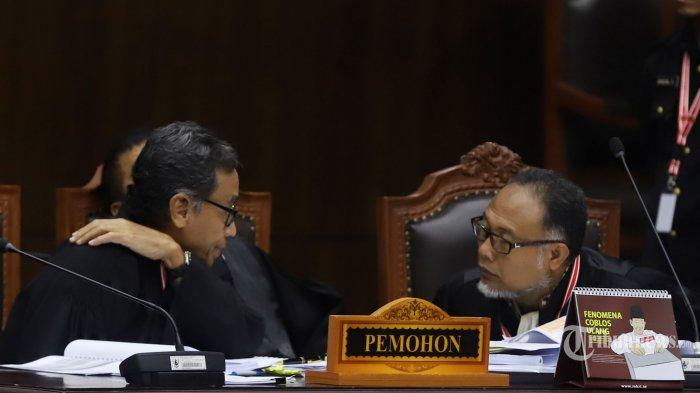 Bambang Widjojanto Nilai Tepat Hakim Pertanyakan Masalah Intervensi Kepada Saksi