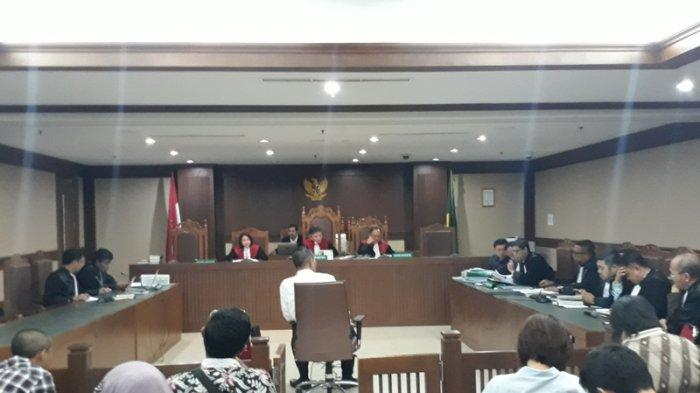 Ahli: Hanya Majelis Hakim Berwenang Menilai Keabsahan Alat Bukti