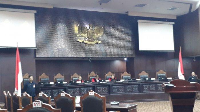 Sengketa Pilpres Selesai, MK Mulai Tangani Gugatan Pemilu Legislatif