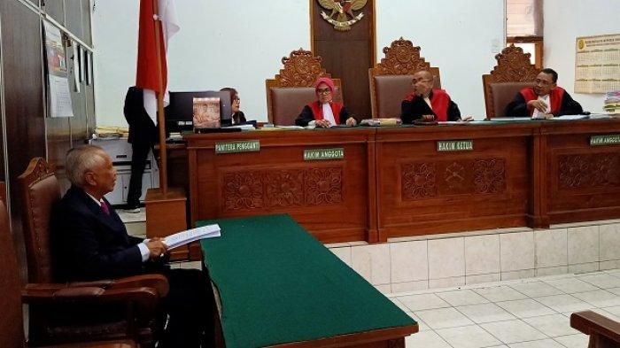 Alasan PN Jakarta Selatan Tunda Sidang Gugatan OC Kaligis Terhadap Novel Baswedan