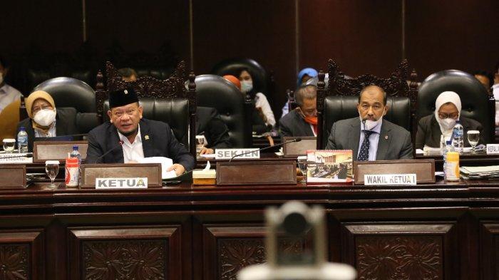 DPD RI Laporkan Hasil Pengawasan Pelaksanaan Undang-Undang