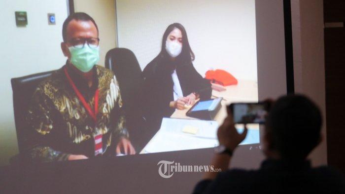 Sidang Kasus Suap Izin Ekspor Benur, Edhy Prabowo Tak Puas Kuota 139 Juta Lalu Naikkan 3 Kali Lipat