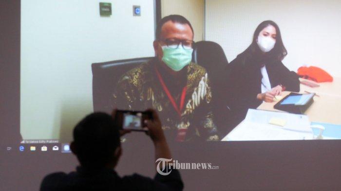 Sidang Perkara Suap Ekspor Benur, Perusahaan Prabowo Subianto Disebut Menerima Transfer Rp 300 Juta