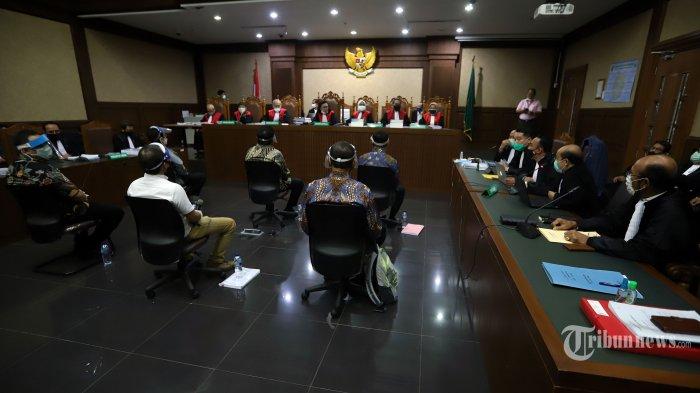 Saksi Sebut Keuangan Asuransi Jiwasraya Masih Sangat Baik hingga Akhir 2017