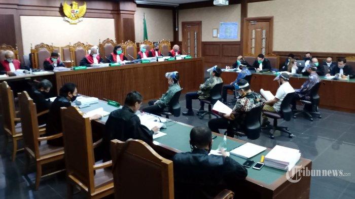 Dalam Pledoinya, Terdakwa Ungkap Kejanggalan Kasus Jiwasraya