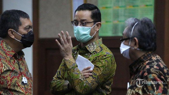 KPK Dakwa Dua Anak Buah Eks Mensos Juliari Batubara Sebagai Perantara Suap Rp 32 Miliar