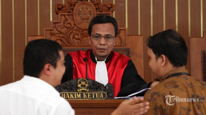 Kuasa Hukum Syafrudin Tumenggung Terima Keputusan Hakim Praperadilan