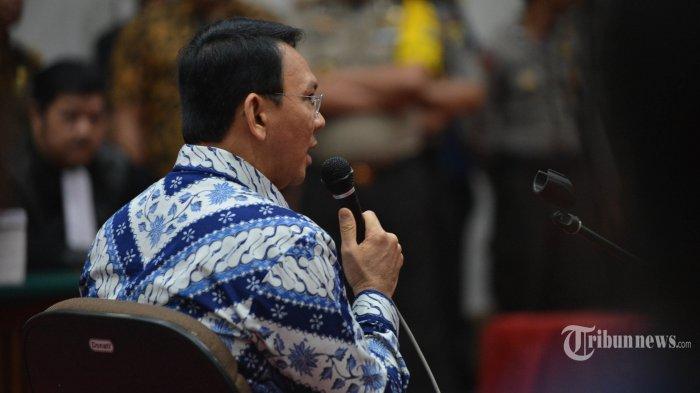 Fadli Zon Sarankan Ahok Dipindahkan ke LP Cipinang