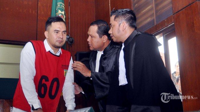 Kuasa Hukum: Saya Mendampingi Saipul Jamil Murni Hukum