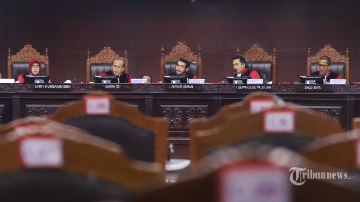 Permohonan Danni-Nasir Soal Sengketa Pilkada Nunukan Tak Diterima MK, Ini Pertimbangan Hakim