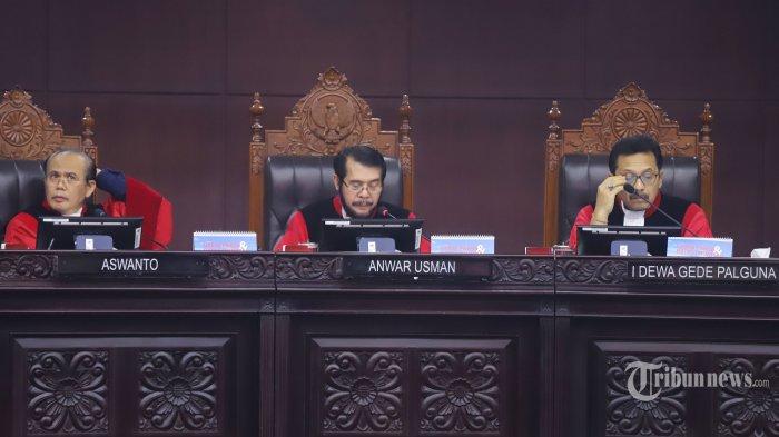 MK Batal Dengarkan Keterangan Kuasa Presiden dan DPR Soal Uji Materi UU KPK Hasil Revisi
