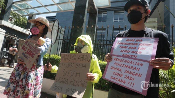 Anies Hingga Jokowi Dinilai Lalai dalam Pemenuhan Hak Atas Lingkungan Hidup Bersih dan Sehat di DKI