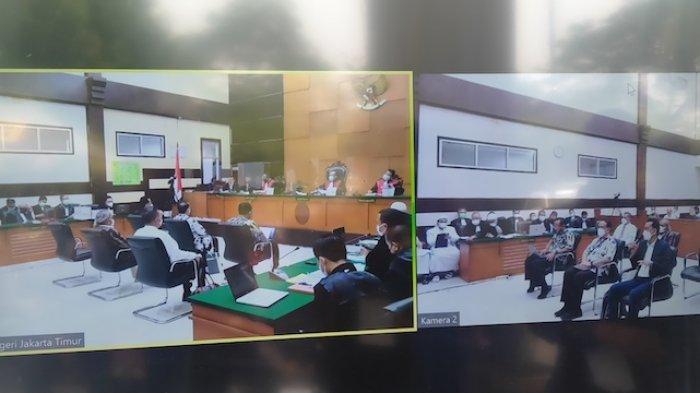 Ini Penjelasan Ahli Hukum dari UGM yang Dihadirkan Kubu Rizieq Shihab di Persidangan
