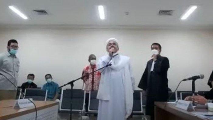 Kadishub DKI Hingga Eks Kapolres Jakarta Pusat Bakal Jadi Saksi dalam Sidang Rizieq Shihab