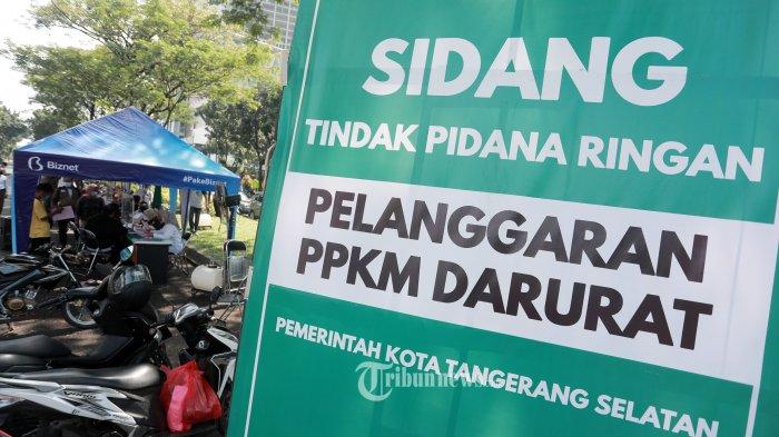 Pemerintah Dinilai Perlu Perhatikan Model Penegakan Hukum Saat Penerapan PPKM