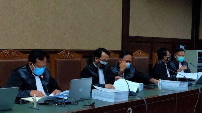 Dituntut 11 Tahun di Kasus Korupsi Bansos Corona, Juliari Ajukan Nota Pembelaan