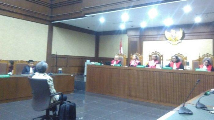 Eddy Sindoro Dituntut 5 Tahun Penjara Atas Kasus Suap Panitera Pengadilan Negeri Jakarta Pusat