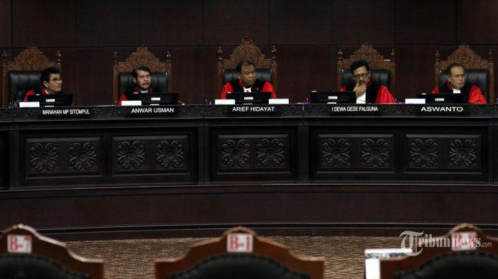 MK Tolak Permohonan Uji Materi Pembentukan Provinsi Madura