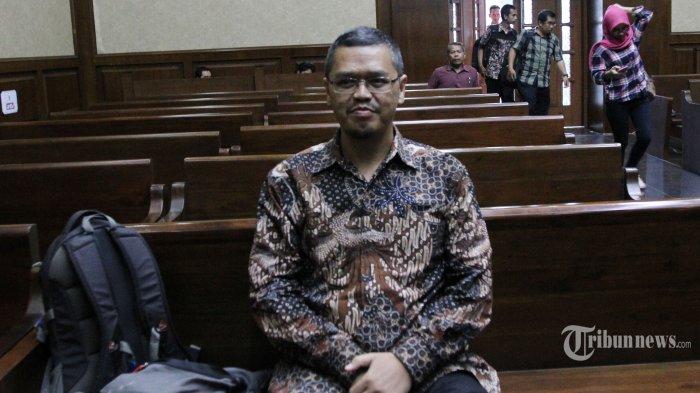 Kasus TPPU Eks Wakil Ketua Komisi V DPR, KPK Periksa Dodi Suhartoyo