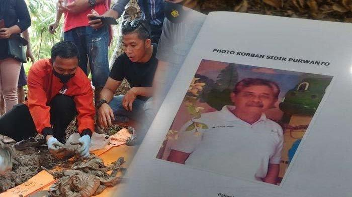 Misteri Mayat Dalam Karung Terkubur 7 Tahun di Persawahan, Pelaku Nangis saat Kuburan Digali
