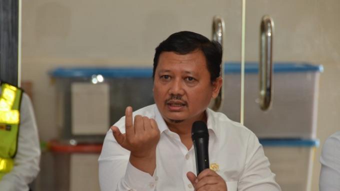 Anggota Komisi V DPR Desak PUPR Benahi Sungai Ciliwung