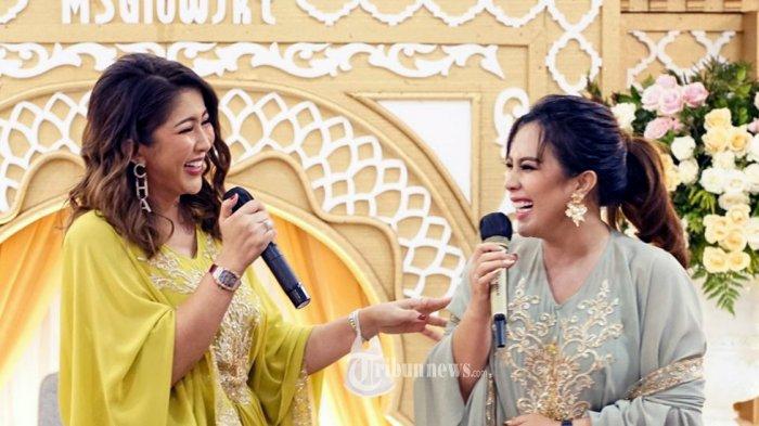 Founder MS Glow Maharani Kemala dan Distributor MS Glow JKT Rere Setyawan adakan acara Silahturahmi dan Iftar MS Glow JKT.
