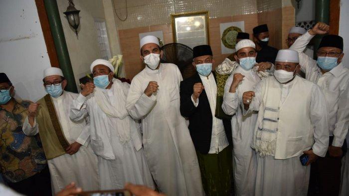 Pernikahan Najwa Shihab Putri Rizieq Shihab Digelar Sabtu Malam, Dihadiri 10.000 Orang
